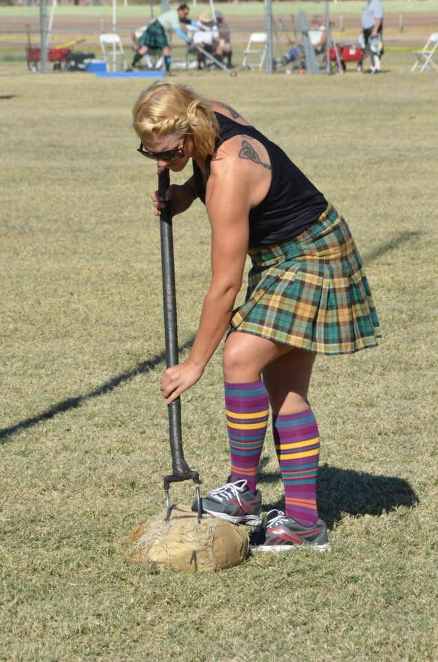celtische vrouw highland games the doggy few